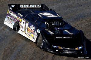 91 Michael Holmes