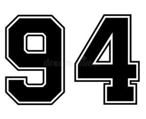 94 Luke Halliday